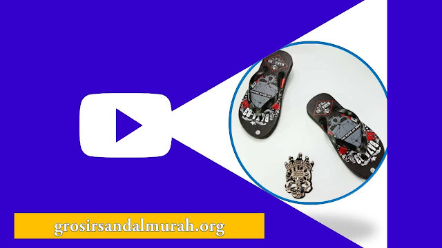 grosirsandalmurah.org - Sandal Pria - Sandal CMR Spon DWS