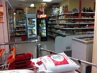 Produtos asiáticos lojas on-line