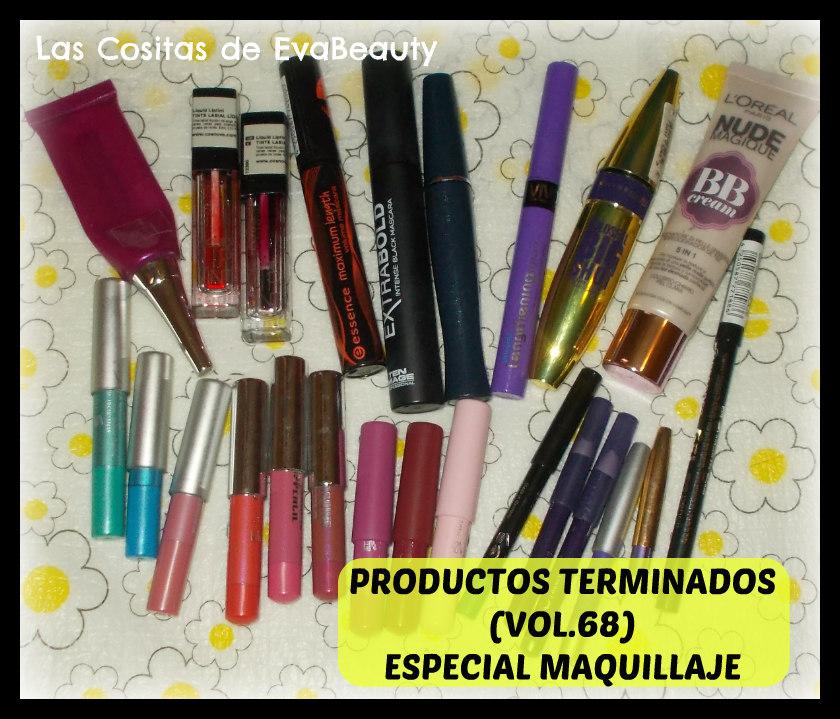 productos terminados de maquillaje low cost