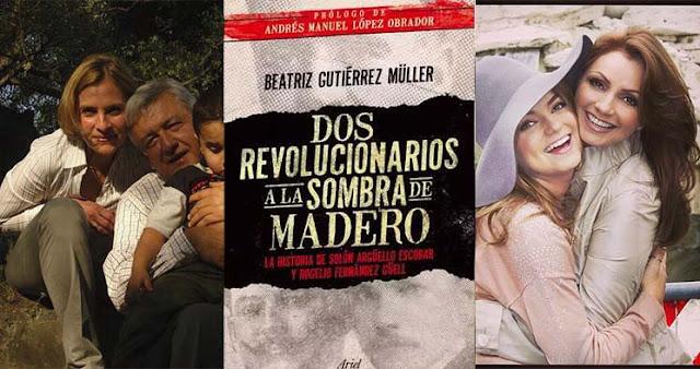 Esposa de AMLO anuncia libro y Angélica Rivera regresa a Televisa