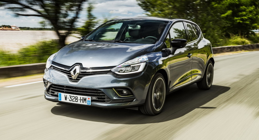 Renault Drops More Images Of The Updated Clio