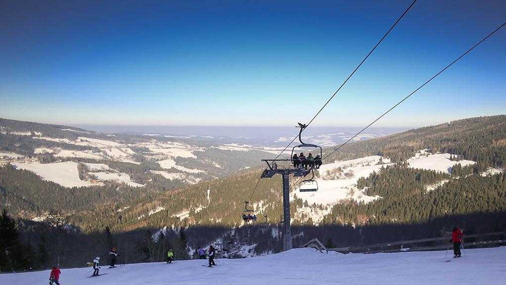 Μέτσοβο:Λειτουργεί αποκλειστικά για αθλητές το χιονοδρομικό στο Ανήλιο