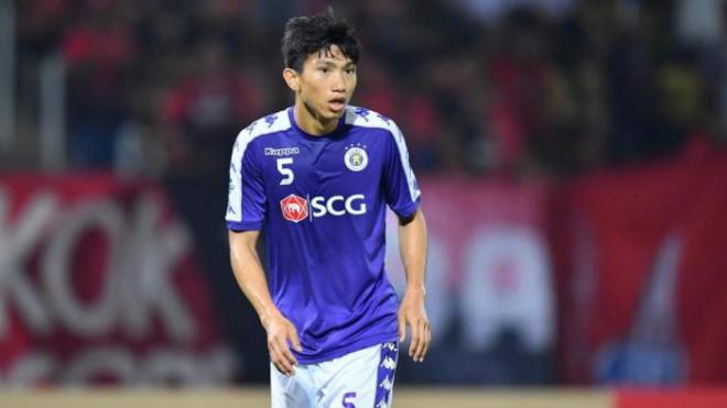 Vì sao Văn Hậu chưa hội quân cùng Hà Nội FC?