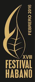 logo del viii festival del habano, Mexicanos, Cubanos