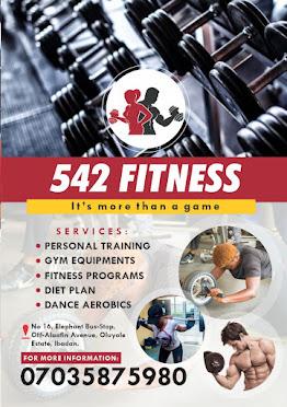 542 Fitness Center