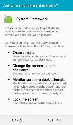 Cerberus: Spy on any phone and Track Messages, Location and Control it Remotely