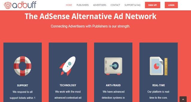 Adbuff ad network