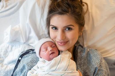 Carlin Bates and Layla Rae Stewart