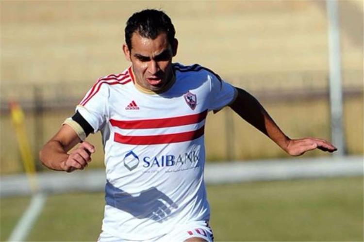 أحمد عيد عبد الملك لاعب الزمالك السابق