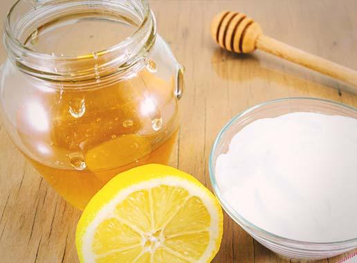 Honey as Gentle Exfoliater for Skin