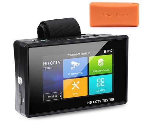 WSDCAM 4 Inch Portable Wrist IP Camera Tester