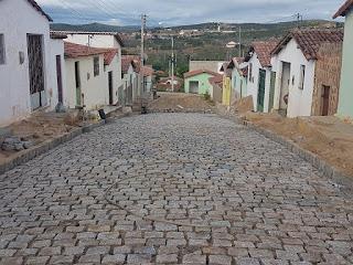 Prefeito de Picuí registra avanço de pavimentação no bairro São José
