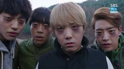 Drama korea komedi hantu baca MODERN FARM Drakor