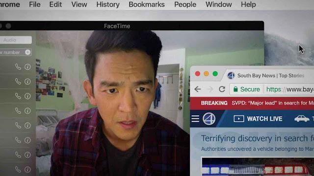 مراجعة فيلم Searching.. رجل يبحث عن ابنته المفقودة داخل العالم الرقمي في قصة مشوقة طريقة مواقع التواصل الاجتماعي