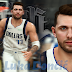 Luka Doncic Cyberface, Hair and Body Model by Liang Shitou [FOR 2K21]
