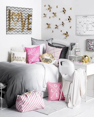 ideas dorm room decor teenager