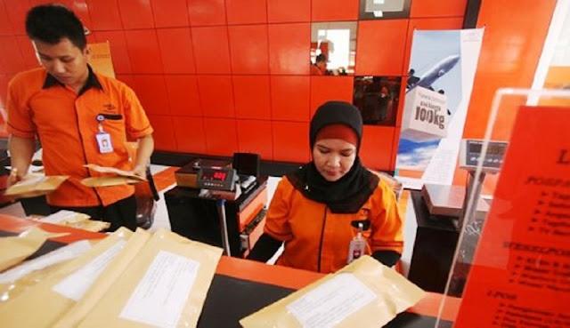 Lowongan Kerja Frontliner PT Pos Indonesia (Kantor Pos) Cabang Rangkasbitung