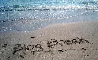Blog Break ή αλλιώς 'τα λέμε από τον Σεπτέμβρη'