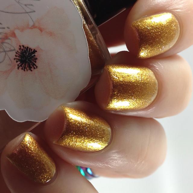 My Stunning Nails-Koi