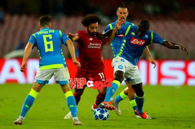 اليوم يلتقي فريق نابولي الايطالي على ملعب سان باولو فريق ليفربول الانجليزي فى اطار فعليات دور المجموعات من دوري ابطال افريقيا موسم 2019\2020
