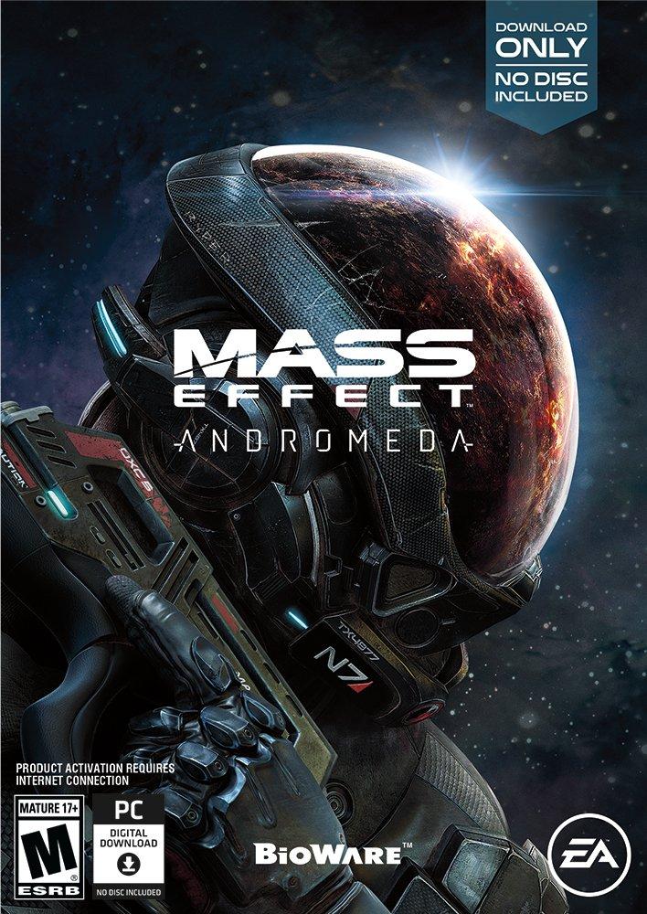 Mass Effect Andromeda Torrent (PC)