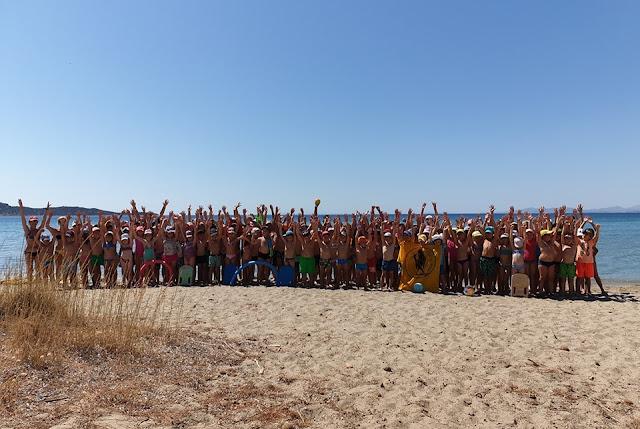 Δήμος Ιλίου: Ακόμα περισσότερα παιδιά έκαναν διακοπές στο Ίλιον αυτό το καλοκαίρι