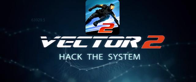 تحميل لعبة Vector 2 v0.8.1 mod مهكرة للاندرويد