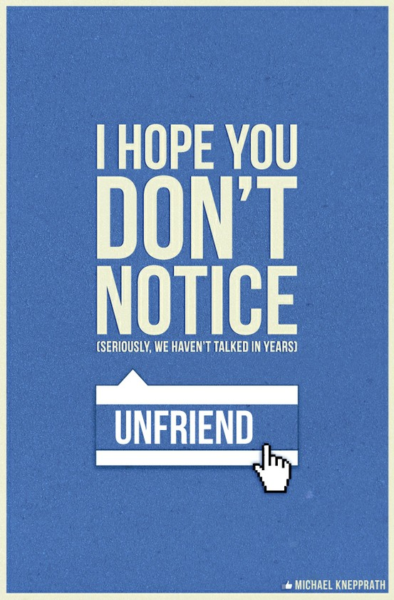 Funny Love Quotes: Unfriend Quotes Funny