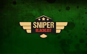 Sniper Blacklist Game Free Download PC RePack CorePack