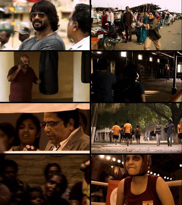 Saala Khadoos 2016 Hindi 480p BluRay