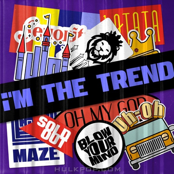 (G)I-DLE – i'M THE TREND – Single