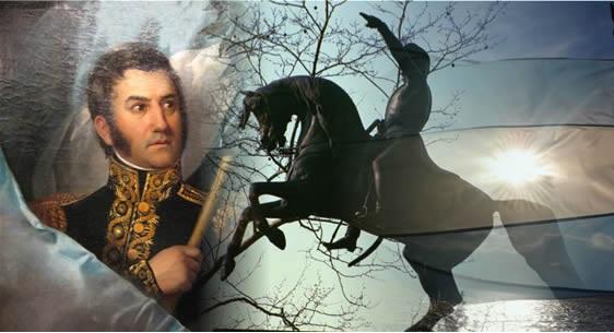 Actos por un nuevo aniversario del fallecimiento del general San ...