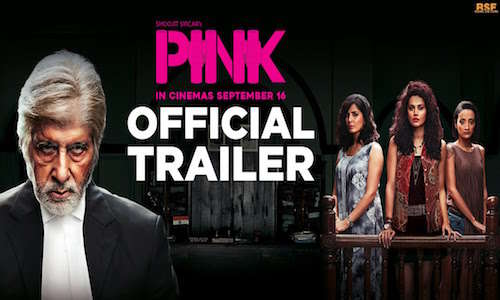 Pink 2016 Hindi HD Official Trailer 720p Full Theatrical Trailer Free Download And Watch Online at downloadhub.net