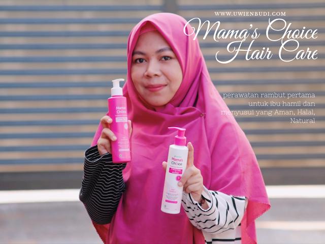 shampoo yang aman untuk ibu hamil dan menyusui