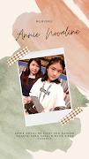 Annie Novaline Siswi SMA Kanaan Jakarta yang Supel Dibalik Sikap Cueknya