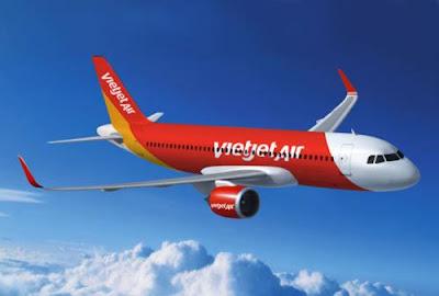 Vietjet đề nghị mở thêm đường bay đi/đến Thanh Hóa. Ảnh: Vietjet