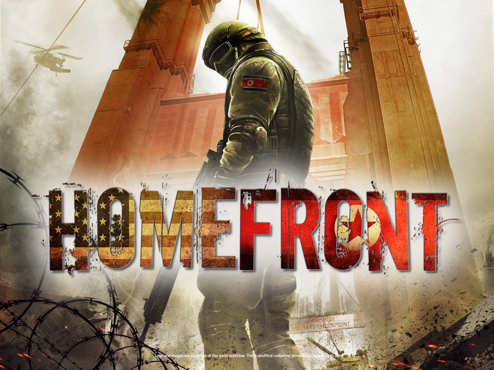 Shane's Kb For Gamers Homefront