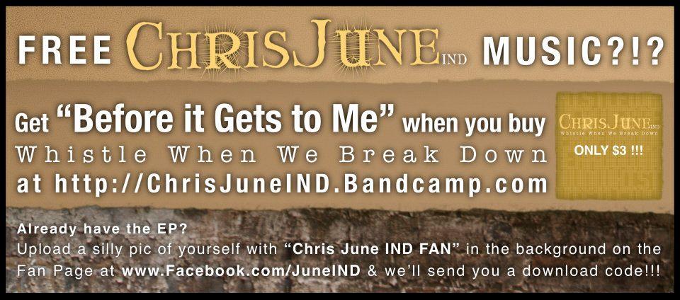Chris June IND's Music Blog