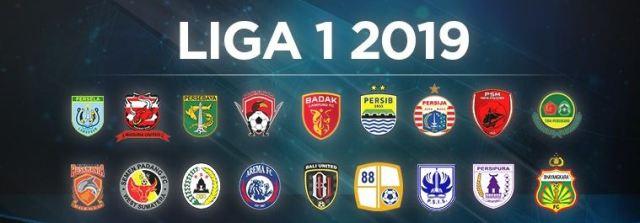 Jadwal Lengkap Liga 1 2019 Siaran Langsung Indosiar dan OChannel