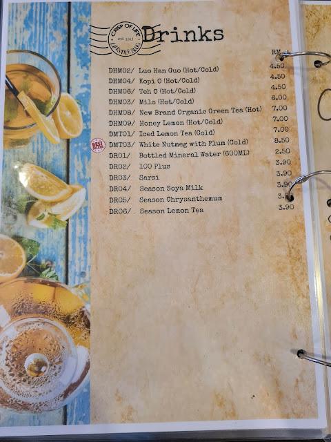 Soo Guan Hainanese Restaurant @ Lebuh Presgrave Penang