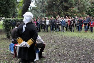 Visita guiada y teatralizada a la Finca Munoa