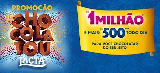 Promoção Lacta 2019 Chocolatou