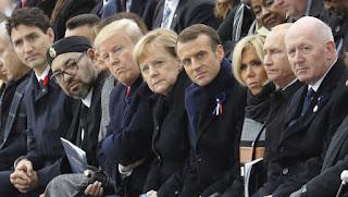 Fas Kralı uyudu, Trump Çıldırdı