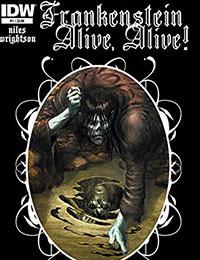 Frankenstein Alive, Alive! Comic