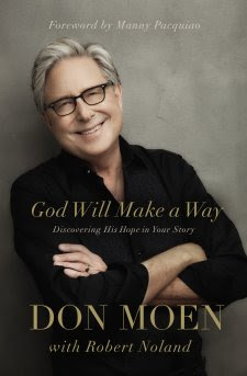 Don Moen: God Will Make a Way l Book Review