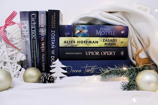 Książka na świąteczny prezent