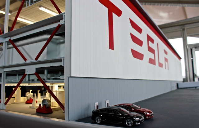 Tesla Explores Building Gigafactory In Europe