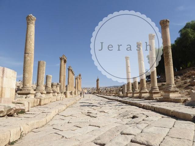 jerash: cosa vedere nella pompei del medio oriente