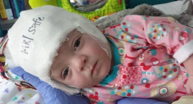 Эта ошибка врачей испортила жизнь 7-месячной маленькой Норы… Последствия не обратимы