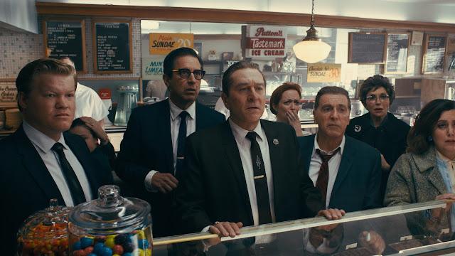 Robert De Niro Al Pacino Ray Romano Jesse Plemmons Martin Scorsese | The Irishman Netflix